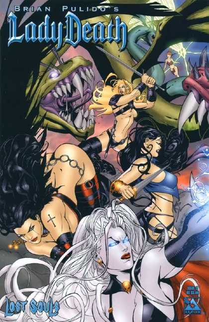 Lady Death: Lost Souls 2