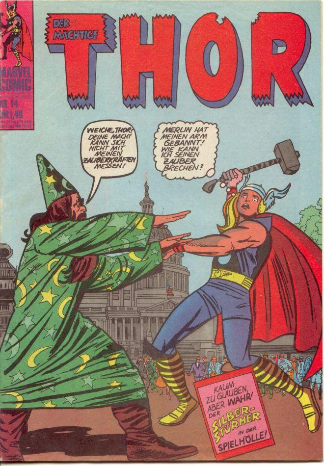 Thor Deutsch