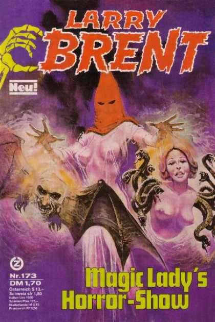 Larry Brent - Magic Lady's Horror-Show