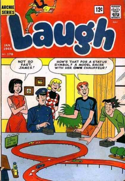 Laugh Comics 178