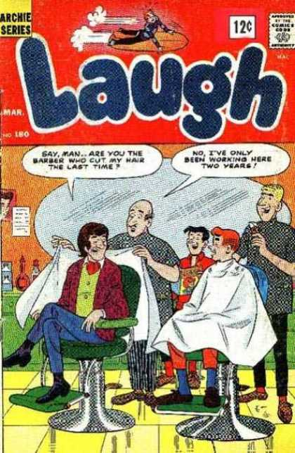 Laugh Comics 180