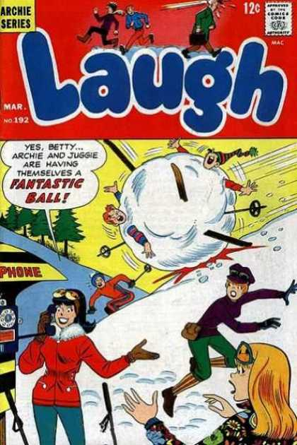 Laugh Comics 192