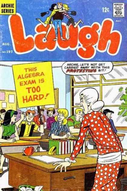 Laugh Comics 197