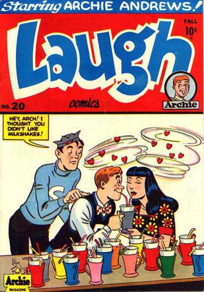 Laugh Comics 20