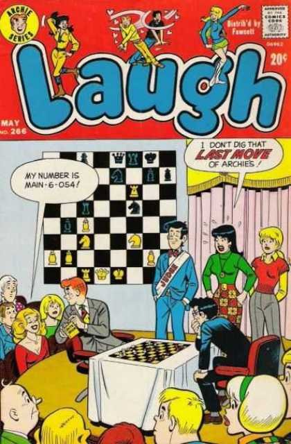 Laugh Comics 266