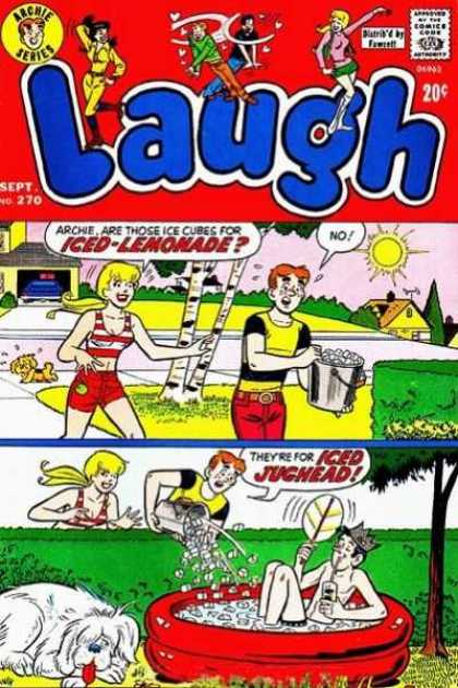 Laugh Comics 270