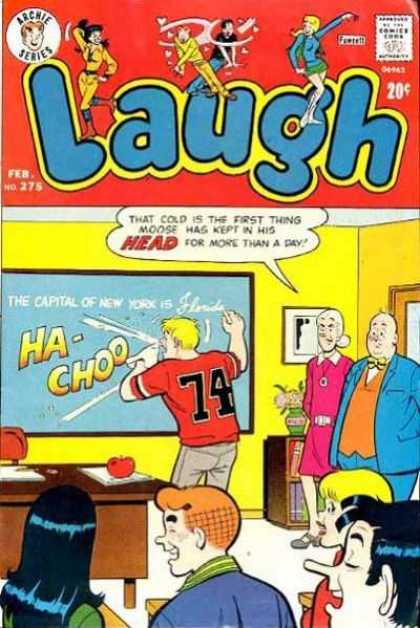 Laugh Comics 275 - Archie