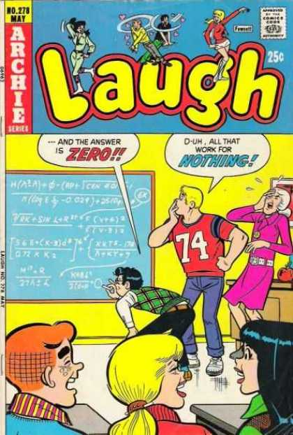 Laugh Comics 278