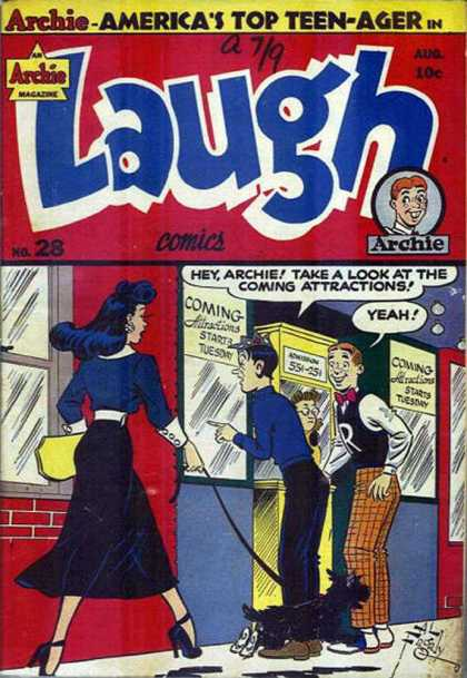 Laugh Comics 28