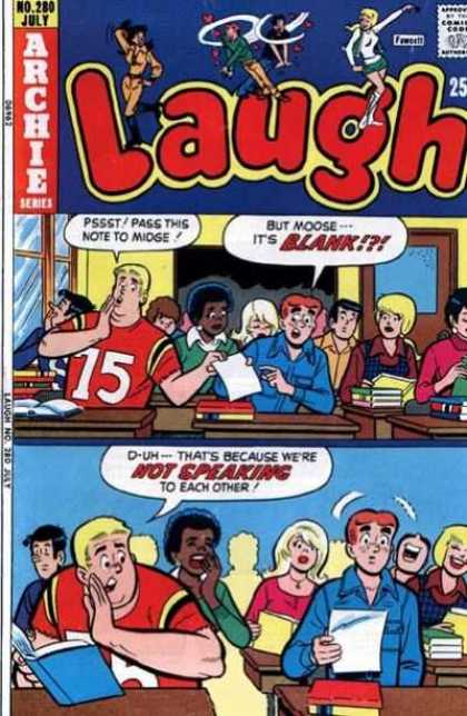 Laugh Comics 280