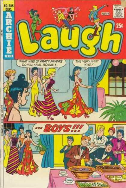 Laugh Comics 285