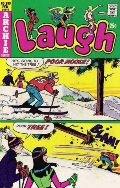 Laugh Comics 299