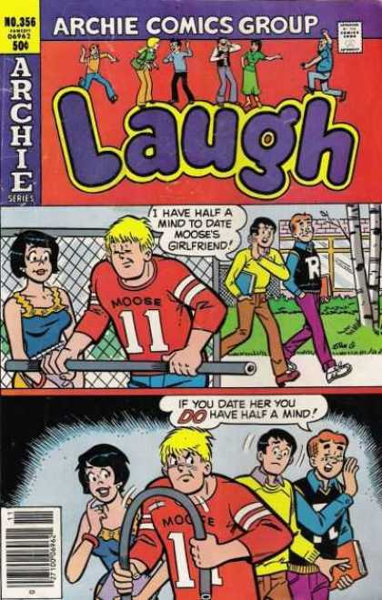 Laugh Comics 356