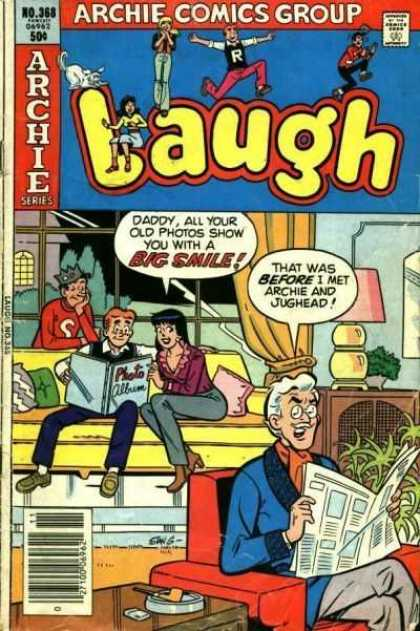 Laugh Comics 368
