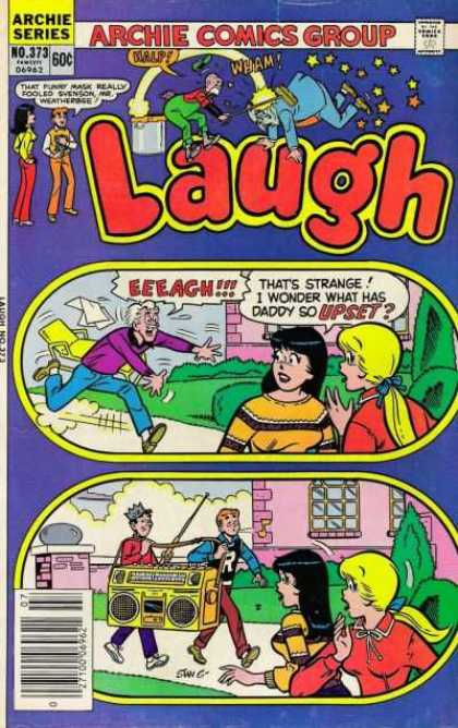 Laugh Comics 373