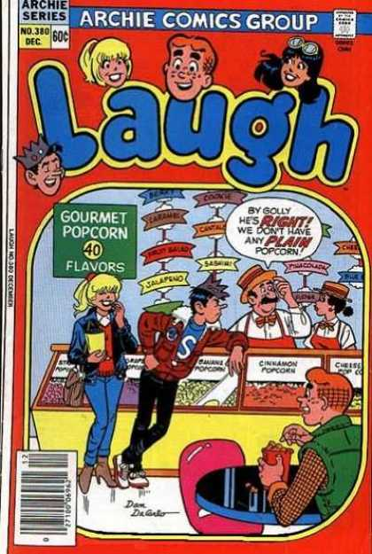 Laugh Comics 380