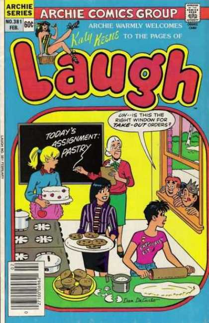 Laugh Comics 381