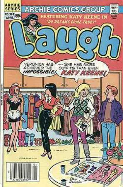 Laugh Comics 382