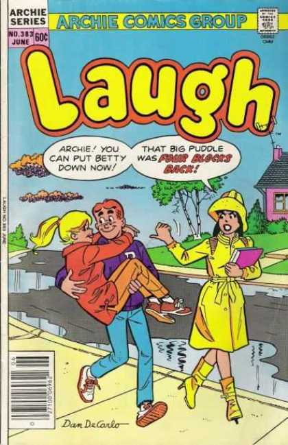 Laugh Comics 383