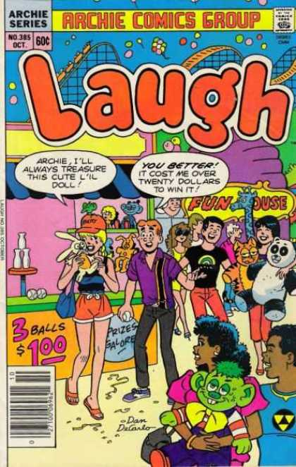 Laugh Comics 385