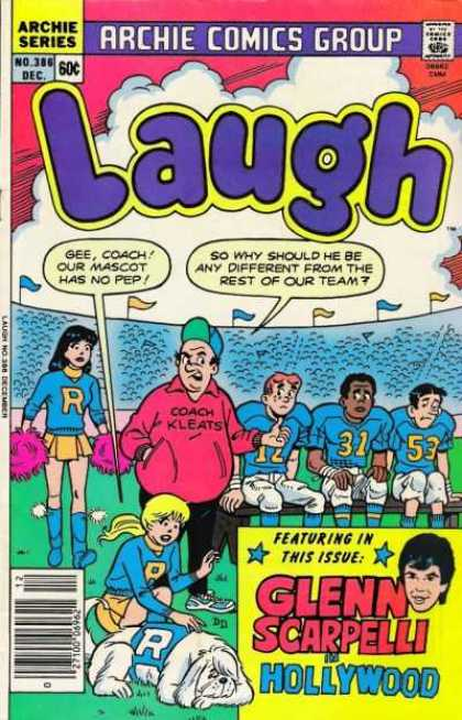 Laugh Comics 386