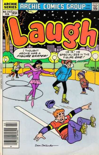 Laugh Comics 393
