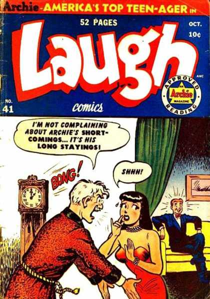 Laugh Comics 41