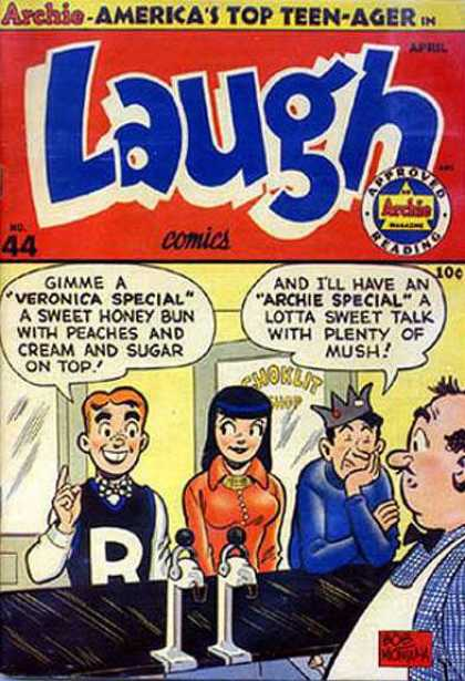 Laugh Comics 44