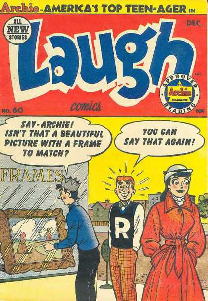 Laugh Comics 60