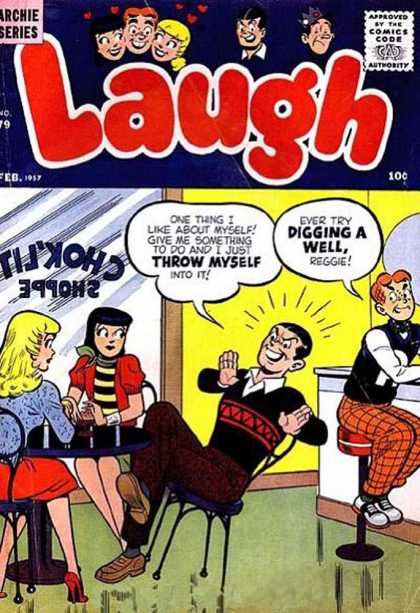 Laugh Comics 79