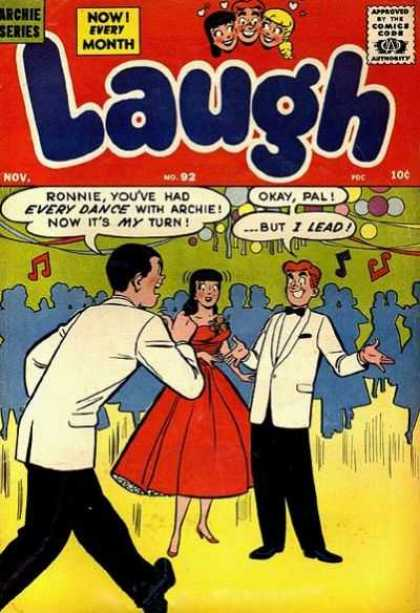 Laugh Comics 92