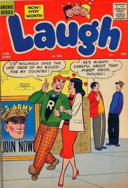 Laugh Comics 94