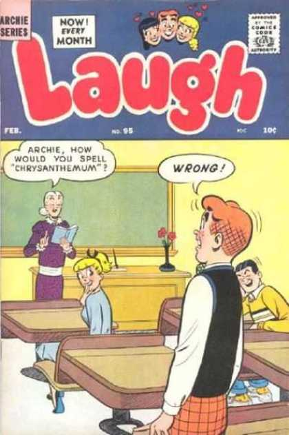 Laugh Comics 95