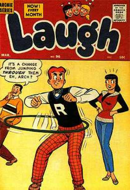 Laugh Comics 96