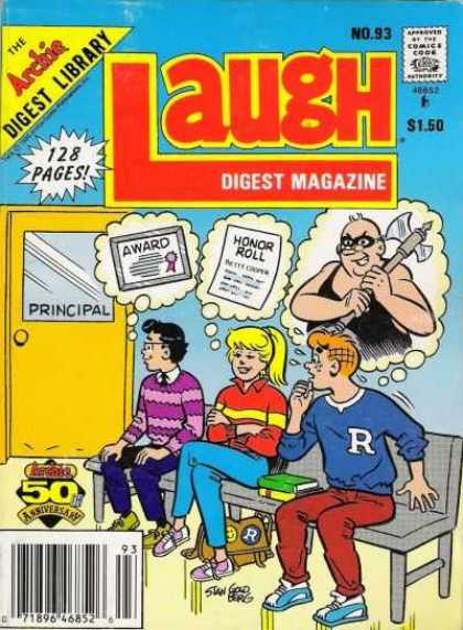 Laugh Digest 93 - Principal - Archie - Executioner - Nervous - Honor Roll