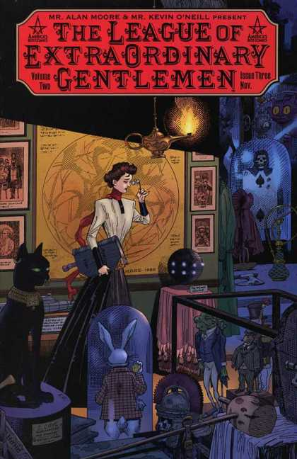 League of Extraordinary Gentlemen 2 3