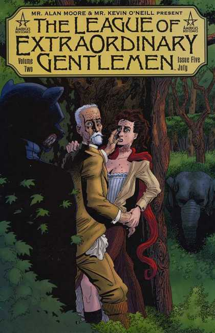League of Extraordinary Gentlemen 2 5
