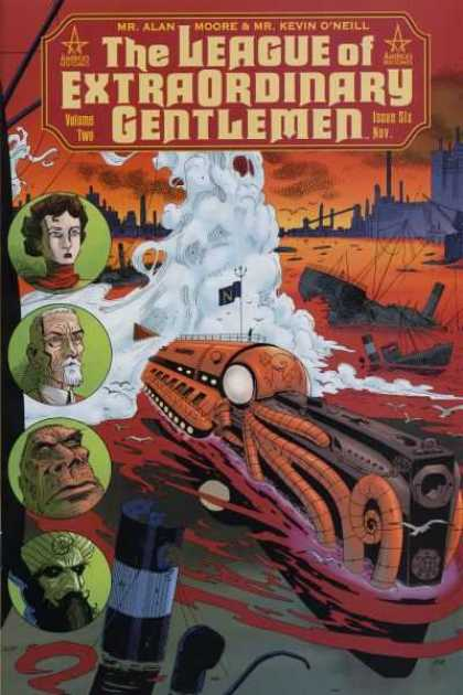 League of Extraordinary Gentlemen 2 6