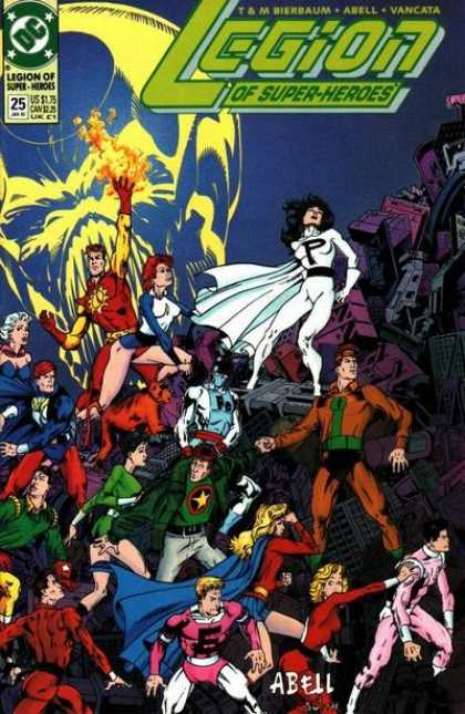 Legion of Super-Heroes (1989) 25