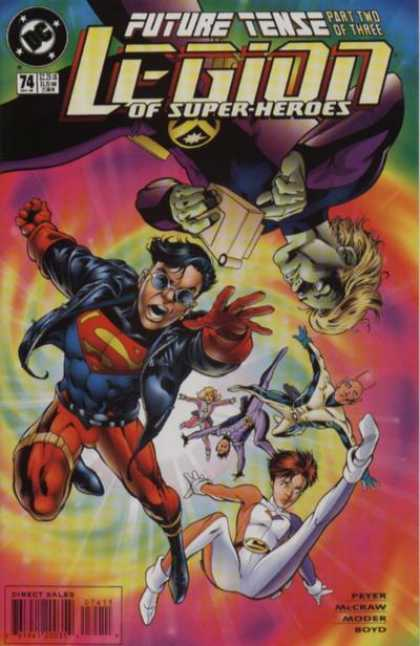 Legion of Super-Heroes (1989) 74