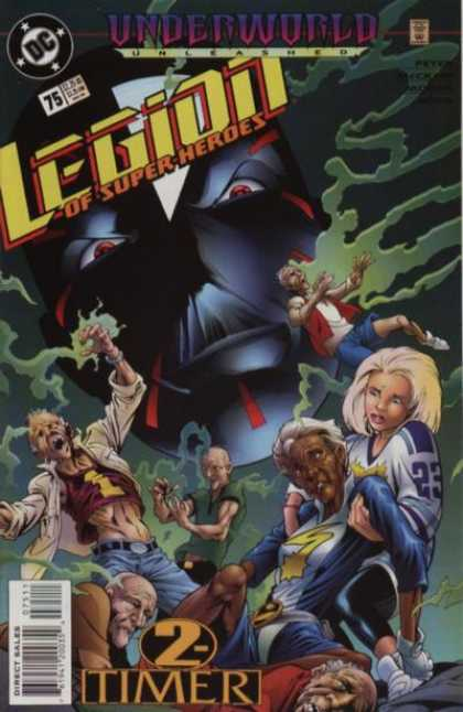 Legion of Super-Heroes (1989) 75 - Alan Davis