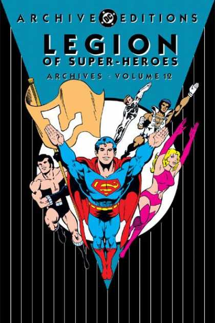 Legion of Super-Heroes Archives 12 - Legion Of Super-heroes - Super-heroes - Superhero - Superman - Archive Editions