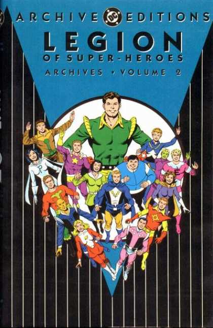 Legion of Super-Heroes Archives 2