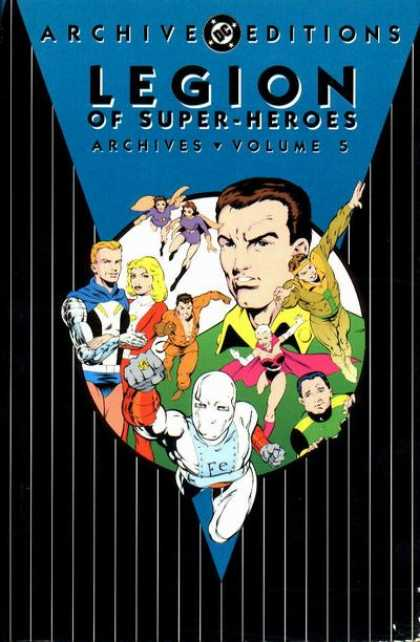 Legion of Super-Heroes Archives 5