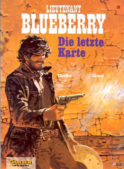 Context >> Lieutenant Blueberry Cover