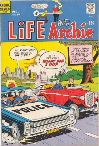 Life With Archie 116