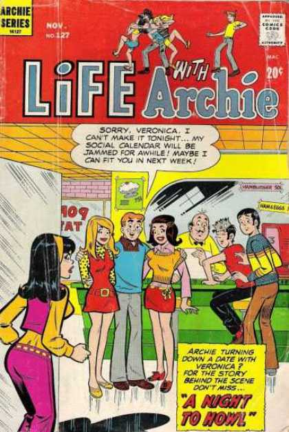 Life With Archie 127