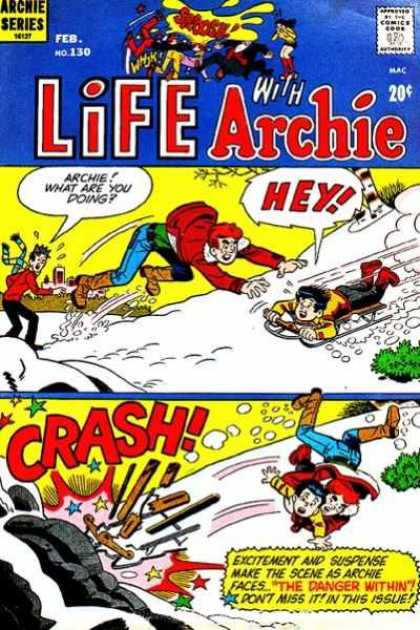 Life With Archie 130