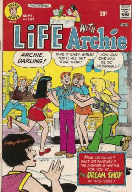 Life With Archie 137
