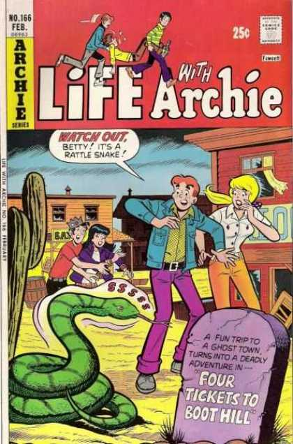Life With Archie 166